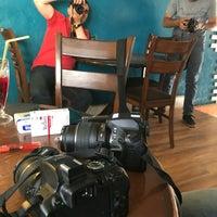 Photo taken at Boom Café | کافه بوم by Kian F. on 7/14/2016