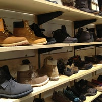 Photo taken at Timberland by Максим Г. on 12/24/2012