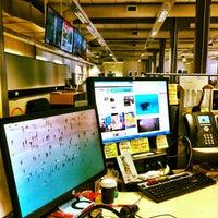 Photo taken at News Corp Australia by Simon C. on 10/5/2012