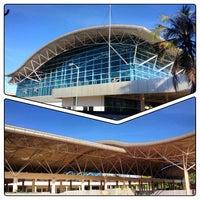 Photo taken at Sultan Thaha Syaifuddin Airport (DJB) by Cahya Y. R. on 5/25/2013