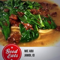Photo taken at Mie Abu by Cahya Y. R. on 9/15/2013