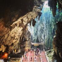 Photo taken at Batu Caves by Cahya Y. R. on 4/8/2013