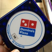 Photo taken at Domino's Pizza by Érica M. on 4/6/2013