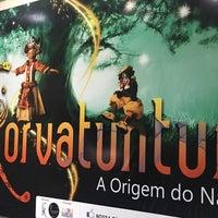 Foto tirada no(a) Korvatunturi - A Origem do Natal por Érica M. em 11/29/2016