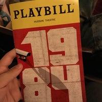 Foto tirada no(a) Hudson Theatre por Nick C. em 10/8/2017