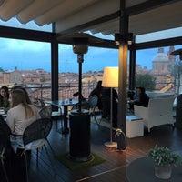 Foto scattata a Terrazza Mattuiani Bologna da Gloriana M. il 5/3/2016