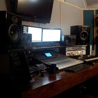 Photo taken at Critical Recording Studio by Critical R. on 3/7/2013