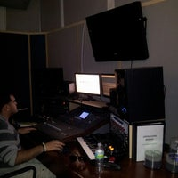 Photo taken at Critical Recording Studio by Critical R. on 2/28/2013