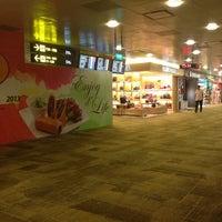 Photo taken at Terminal 2 by Rakhma F. on 3/12/2013