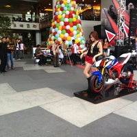 Photo taken at Surabaya Town Square (SUTOS) by Rakhma F. on 12/22/2012