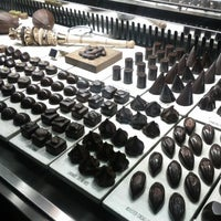 Photo taken at SOMA chocolatemaker by Betty K. on 10/5/2012