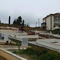 Photo taken at Bostancı Mezarlığı by Adnan U. on 3/1/2018