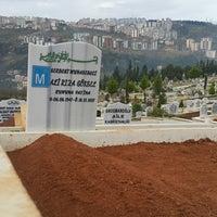 Photo taken at Bostancı Mezarlığı by Adnan U. on 2/6/2018