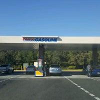 Photo taken at Costco Gasoline by Oleksandr K. on 9/27/2016