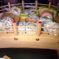 1/7/2013 tarihinde Viviana L.ziyaretçi tarafından Kioto Sushi'de çekilen fotoğraf