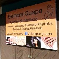 Photo taken at Siempre Guapa by Viviana L. on 7/19/2013