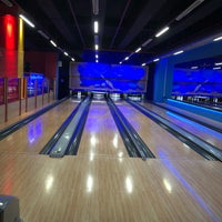 Photo taken at Funky Park & Bowling by Sedat A. on 12/14/2017