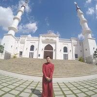 Photo taken at Al-Serkal Mosque by Dafi A. on 6/16/2016