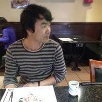 Photo taken at Cho Sun Ok by Raphaela P. on 3/24/2014