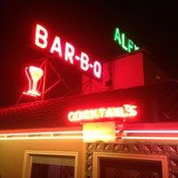 Photo taken at Alex Bar-B-Q by Cameron C. on 7/12/2013