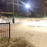 Photo taken at Jewett Park by Jeff M. on 1/4/2014