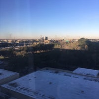 Photo taken at Houston Marriott North by Ankit K. on 2/22/2017
