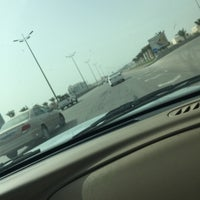 Photo taken at Dammam Jubail Rd by Raed M. on 5/6/2016