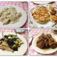 Photo taken at ハルピン亭 by gaebolg on 11/24/2012