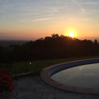 Photo taken at Il Poggio Di Gavi by Vladimir D. on 6/6/2014