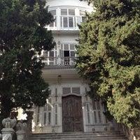 Photo taken at Çamlıca Kız Anadolu Lisesi by Merve T. on 10/22/2012