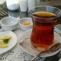 Photo taken at Tuğra Cafe by Nefise O. on 3/2/2013