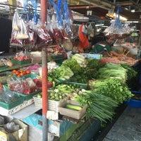 Photo taken at Rarm Intra km.4 Market by Tigercub 🐯 on 4/16/2016