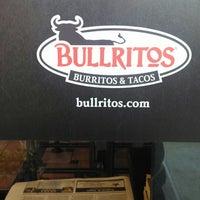 Photo taken at Bullritos by Clay K. on 7/29/2013