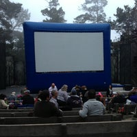 Photo taken at Forest Theatre by Chris C. on 7/10/2013