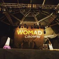Photo taken at WOMAD by Eduardo P. on 5/13/2017