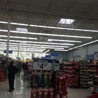 Photo taken at Walmart Supercenter by Bob V. on 12/13/2015