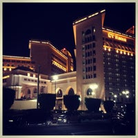 Photo taken at The St. Regis by Omar A. on 10/18/2012