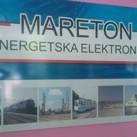 Photo taken at Mareton d.o.o. by Darko H. on 9/28/2013