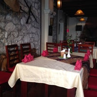 Photo taken at Sapa Lotus Restaurant by Janis P. on 1/4/2014