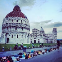 Photo taken at Piazza del Duomo (Piazza dei Miracoli) by Egor on 6/27/2013