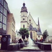Foto tirada no(a) Thomaskirche por Egor em 6/1/2013