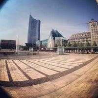 Photo taken at Augustusplatz by Egor on 7/27/2013