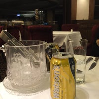 Photo taken at Grand New World Hotel Restaurant by Kaspars T. on 10/28/2015