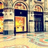 Photo taken at Louis Vuitton by K on 3/14/2013