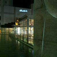 Photo taken at Yamagata Station by Itoh T. on 4/6/2013