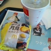 Photo taken at マクドナルド 宇都宮テクノポリス店 by Itoh T. on 9/20/2012