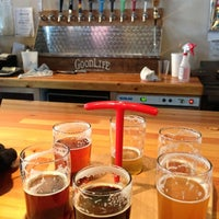 Photo taken at GoodLife Brewing by Local Brewing Co. on 12/28/2012