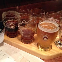 Photo taken at Deschutes Brewery Bend Public House by Local Brewing Co. on 11/24/2012