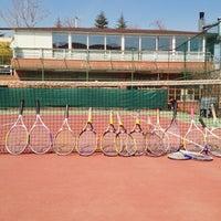 3/14/2014 tarihinde Atilla K.ziyaretçi tarafından Ankara Üniversitesi Tenis Kortları'de çekilen fotoğraf