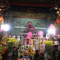 Photo taken at ศาลเจ้าแม่ทับทิม (อาม่า) by Rujikan P. on 7/4/2014